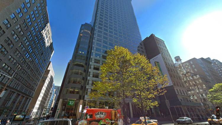 lease office 499 park avenue