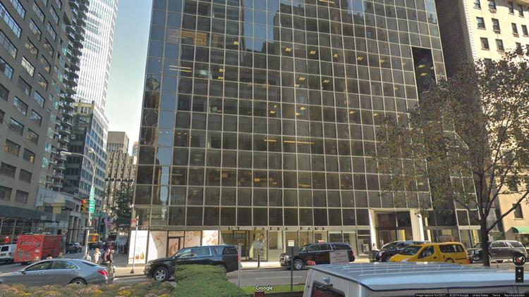 rent office 499 park avenue