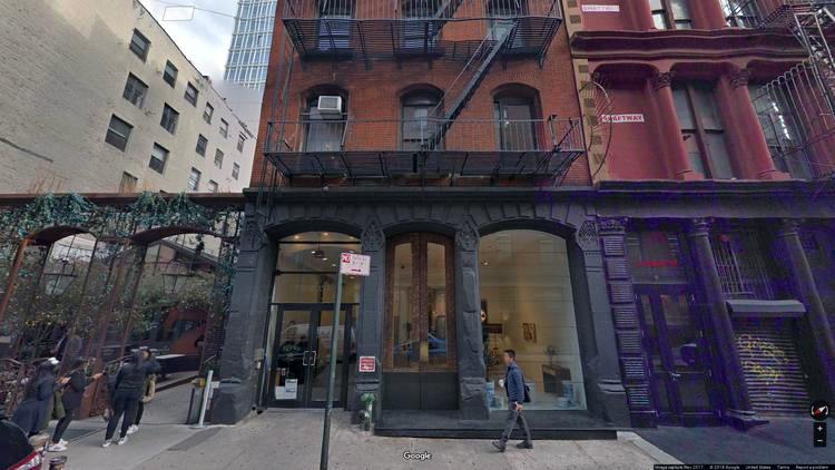 rent office 5 crosby street
