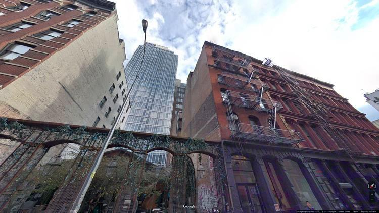 lease office 5 crosby street