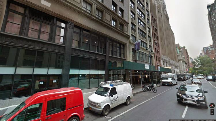 let office 5 east 38th street