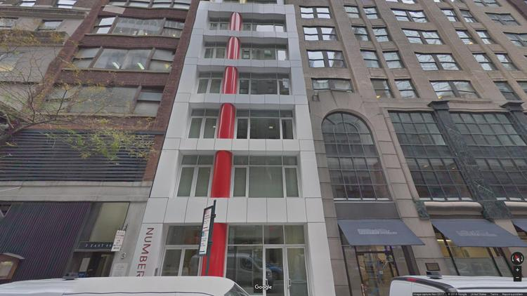 rent office 5 east 44th street