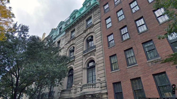 lease office 5 east 57th street
