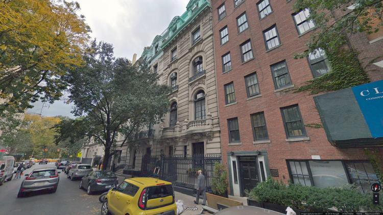 rent office 5 east 57th street