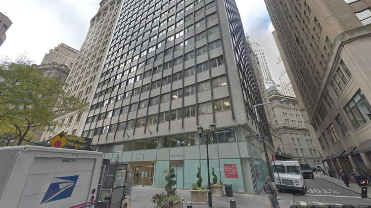 rent office 5 hanover square