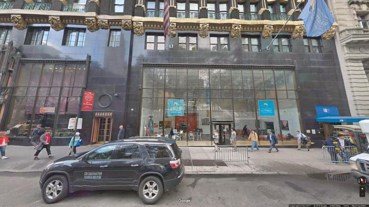 rent office 50 west 40th street