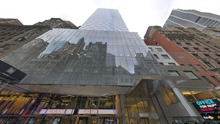 let office 50 west 47th street