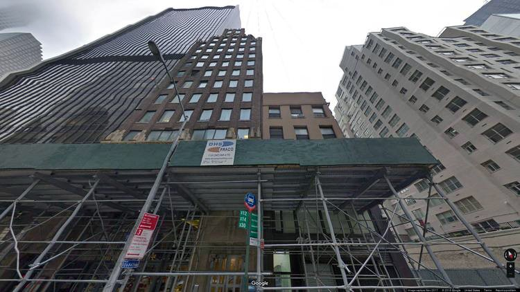 let office 50 west 57th street