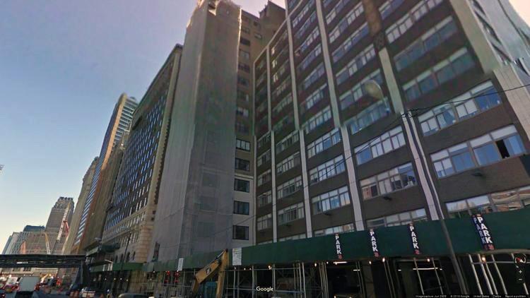 lease office 50 west street