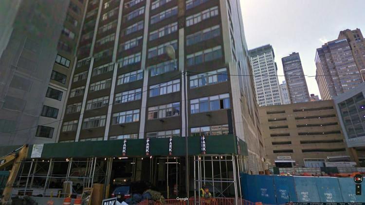 rent office 50 west street