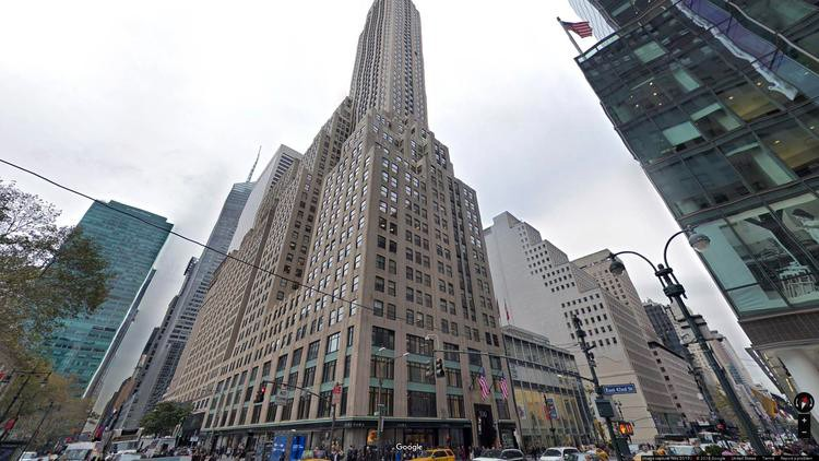 let office 500 fifth avenue