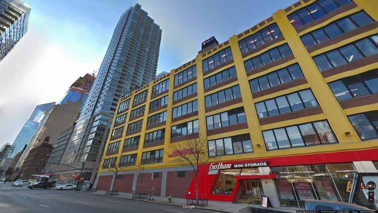 lease office 501-519 tenth avenue
