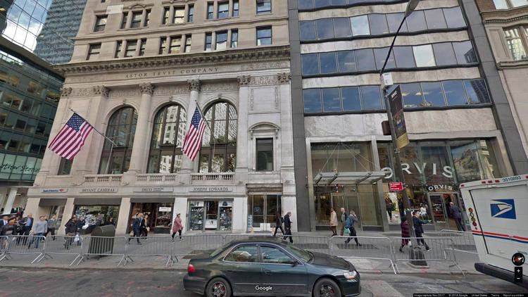 rent office 501 fifth avenue
