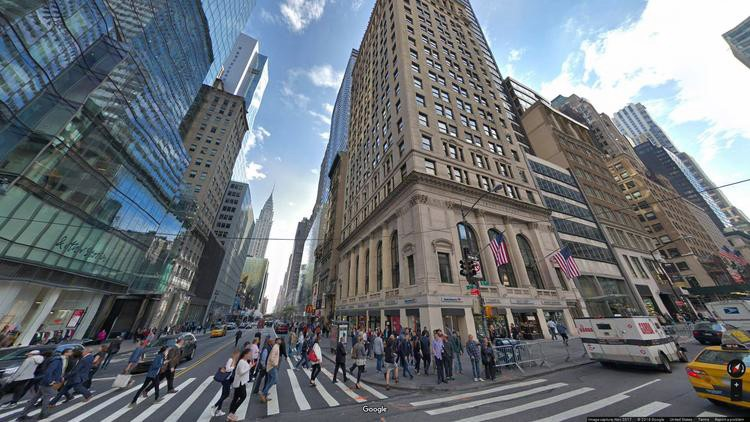 lease office 501 fifth avenue