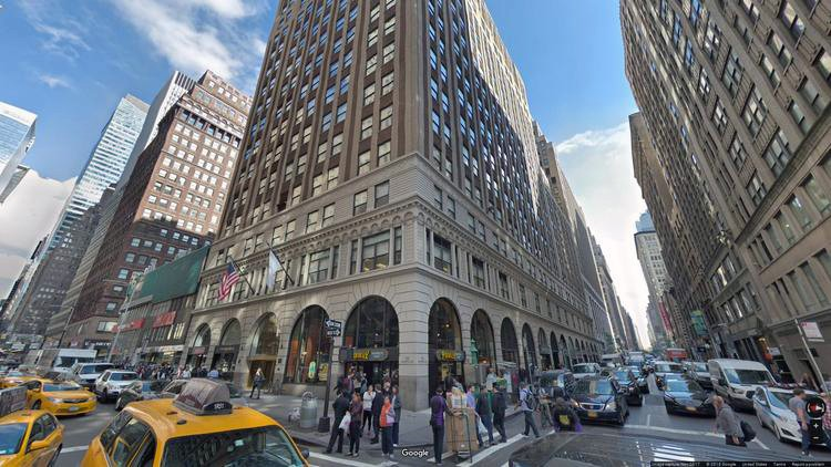 lease office 501 seventh avenue