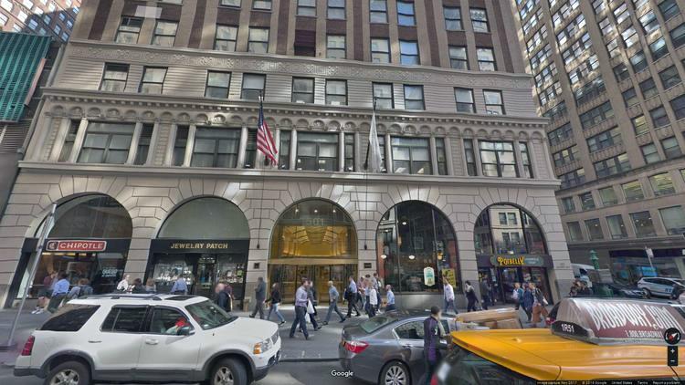 rent office 501 seventh avenue