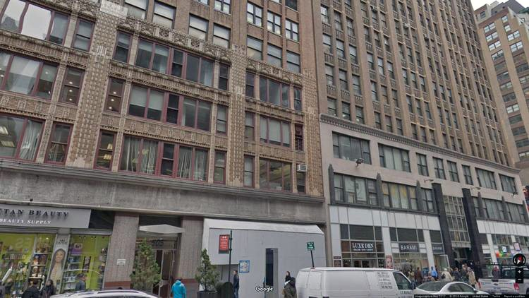 lease office 505 eighth avenue