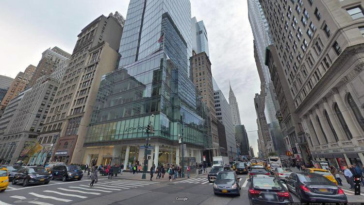 lease office 505 fifth avenue