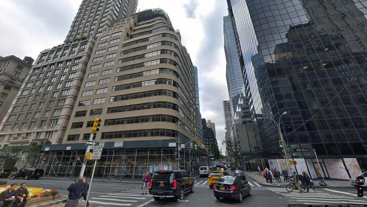 rent office 505 park avenue