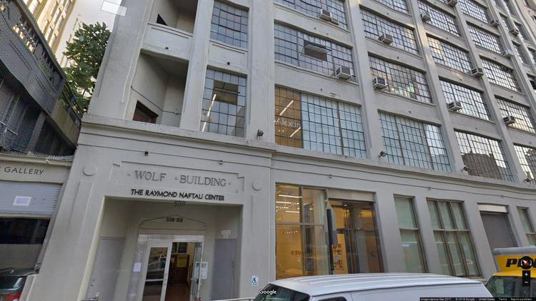 let office 508-534 west 26th street