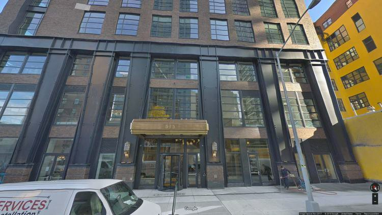 rent office 509-515 west 38th street
