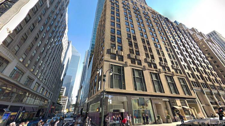 lease office 509 madison avenue