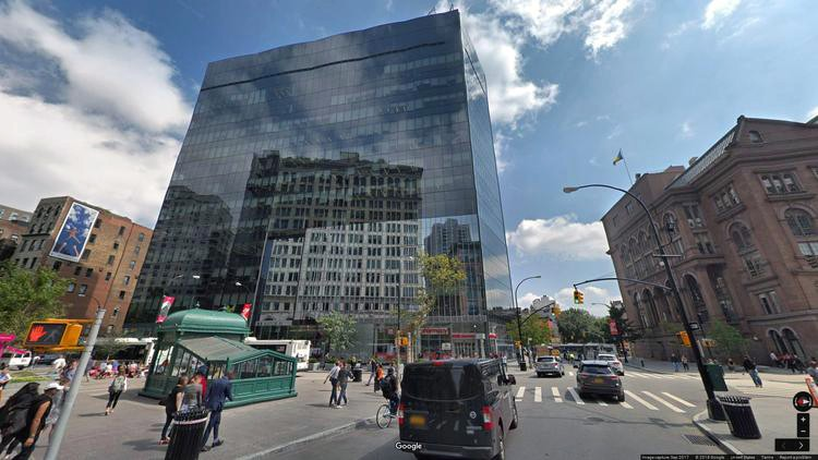 rent office 51 astor place