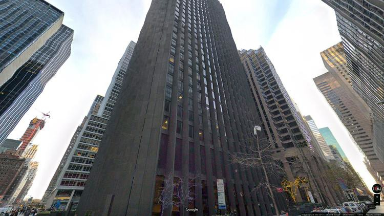 rent office 51 west 52nd street