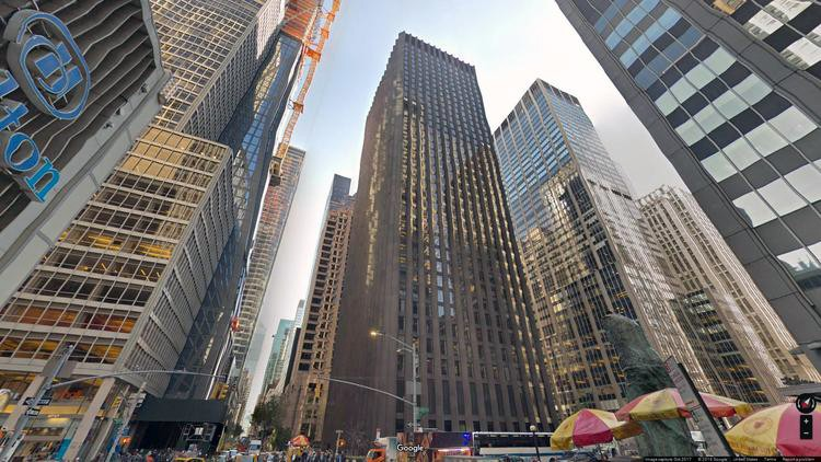 lease office 51 west 52nd street