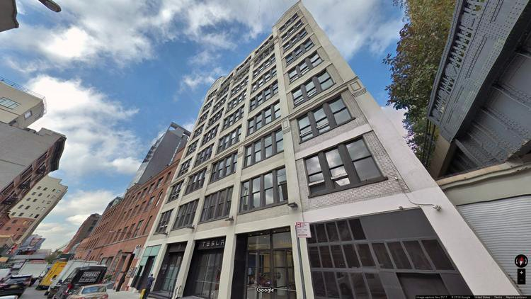 lease office 511 west 25th street