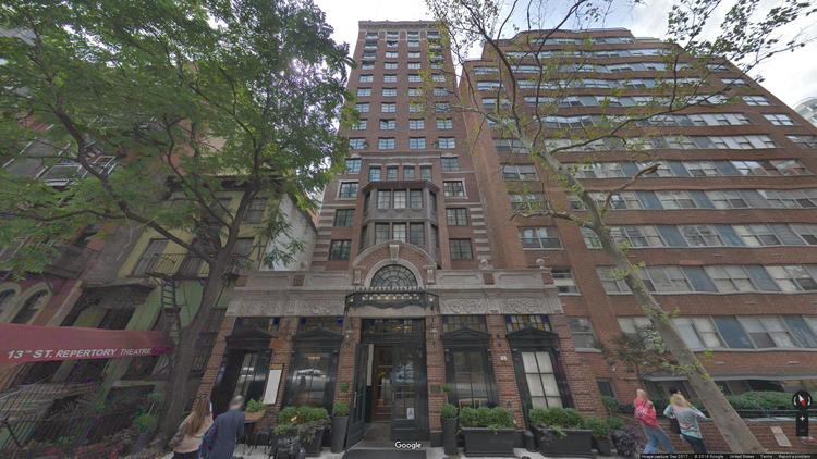 lease office 52-54 west 13th street