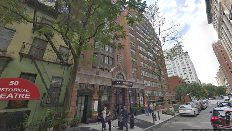 rent office 52-54 west 13th street