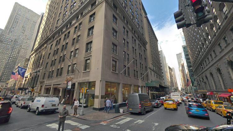 rent office 52 vanderbilt avenue