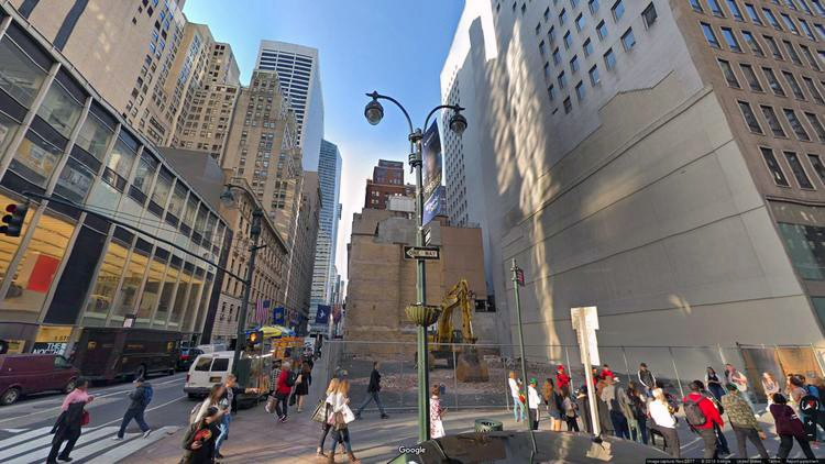 lease office 520 fifth avenue