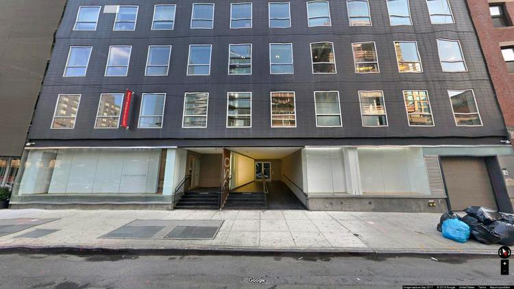 let office 520 west 27th street