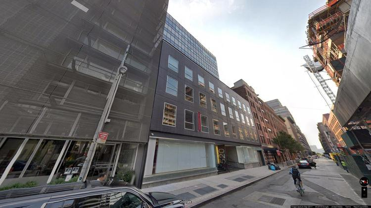 rent office 520 west 27th street