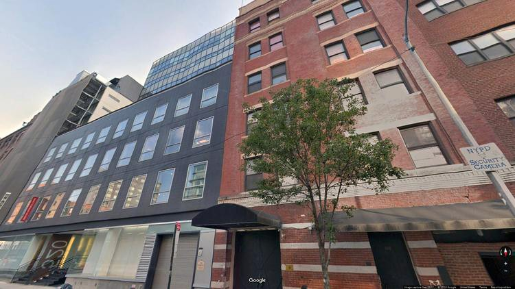 lease office 520 west 27th street
