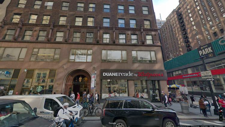 rent office 525 seventh avenue