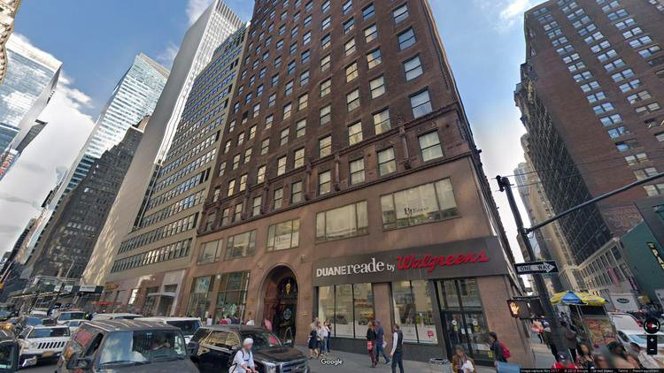 lease office 525 seventh avenue