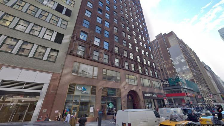 let office 525 seventh avenue