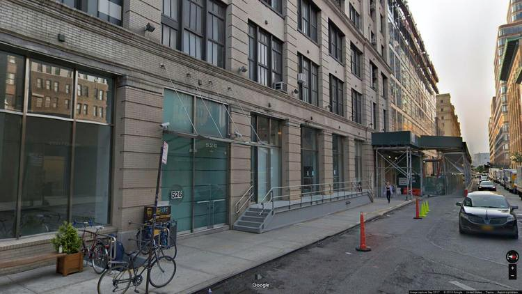 let office 526 west 26th street