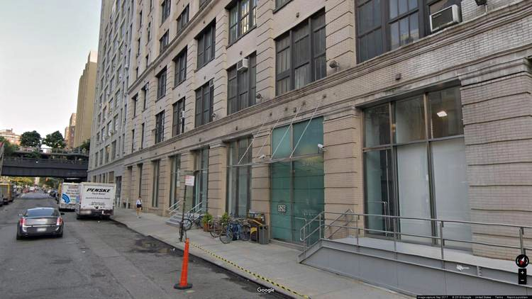 lease office 526 west 26th street