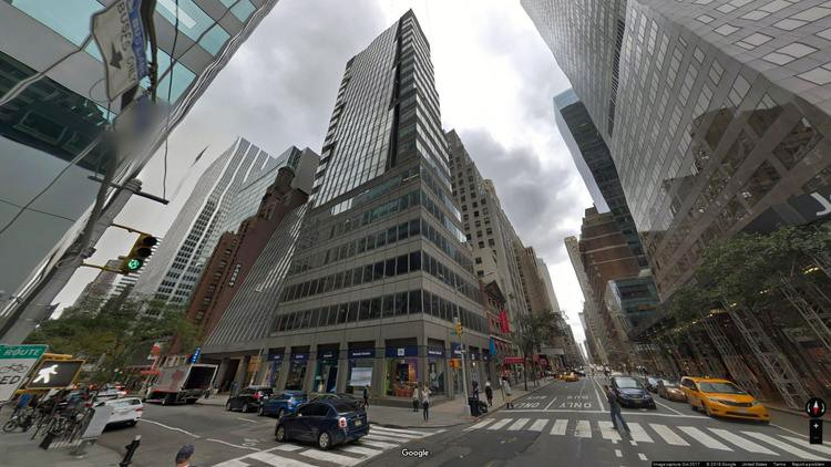 let office 527 madison avenue