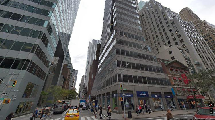 lease office 527 madison avenue