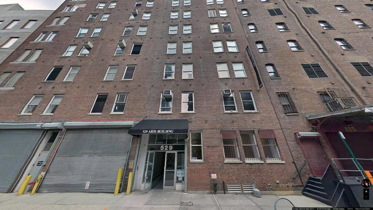 lease office 529-535 west 20th street