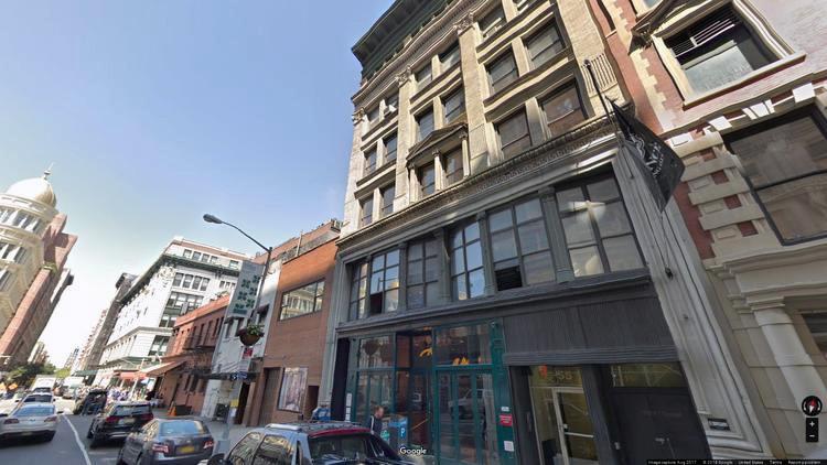 lease office 53-55 west 21st street