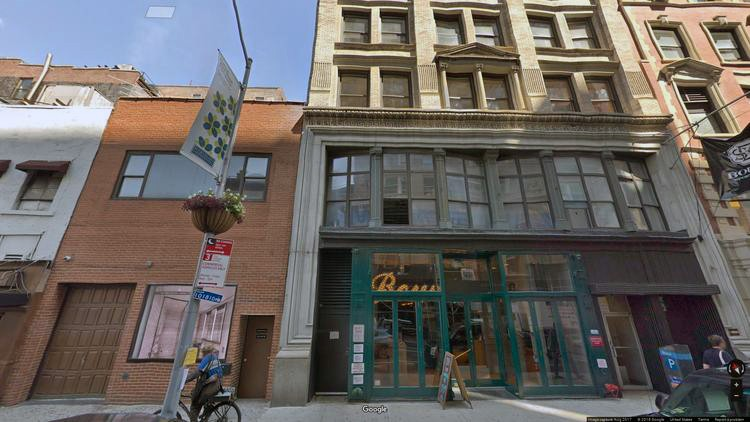 rent office 53-55 west 21st street