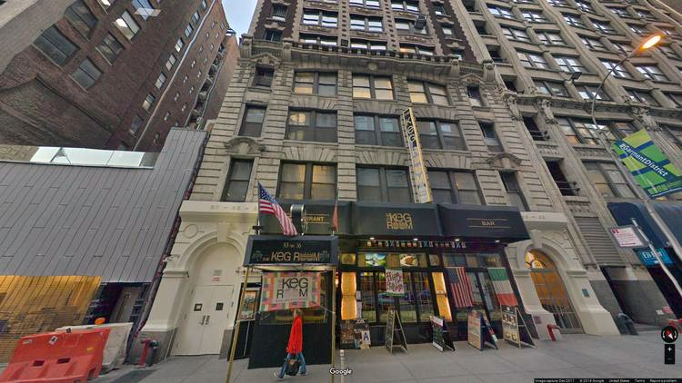 rent office 53 west 36th street
