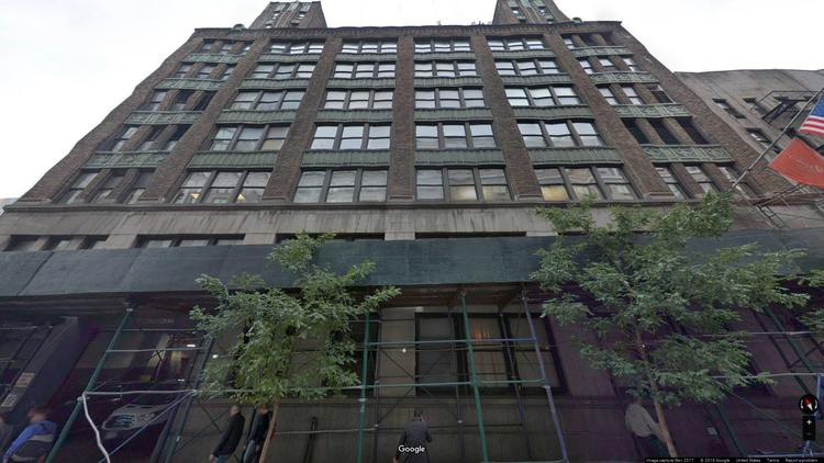 let office 535-547 west 45th street
