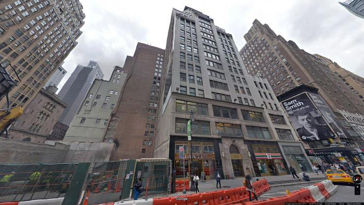 lease office 535 eighth avenue